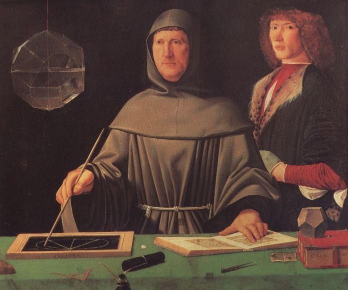 Luca Pacioli (Gemaelde)